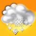 Wolkig mit Schneeschauern